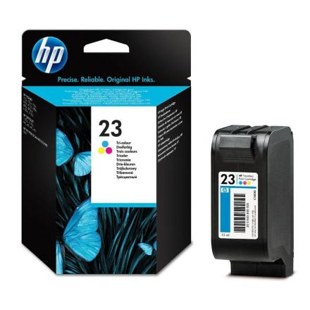 HP C1823DE оригинална мастилена касета (цветна)