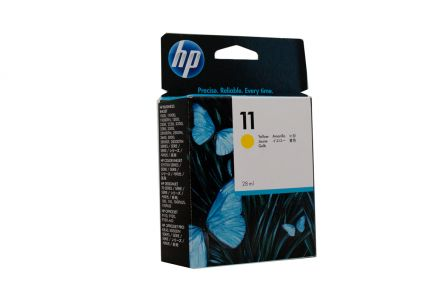 HP C4813A(HP11) оригинална глава (жълта)