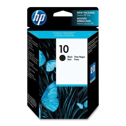 HP C4844A(HP10) Оригинална мастилена касета (черна)