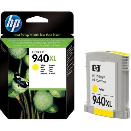 HP C4909AE оригинална глава (жълт)