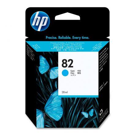 HP C4911A(HP82) Оригинална мастилена касета (циан)