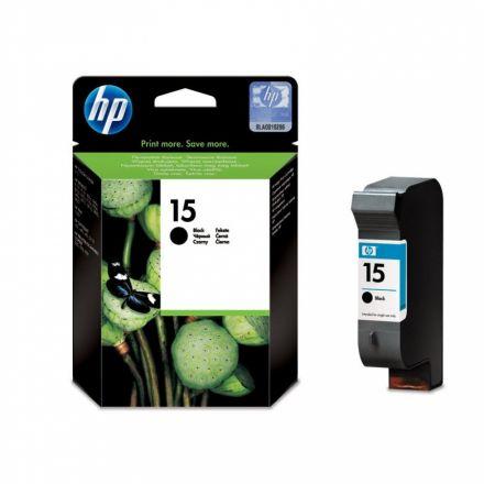 HP C6615DE оригинална мастилена касета (черна)