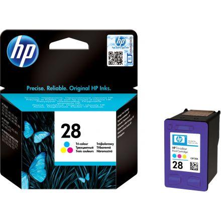 HP C8728AE оригинална мастилена касета (цветна)