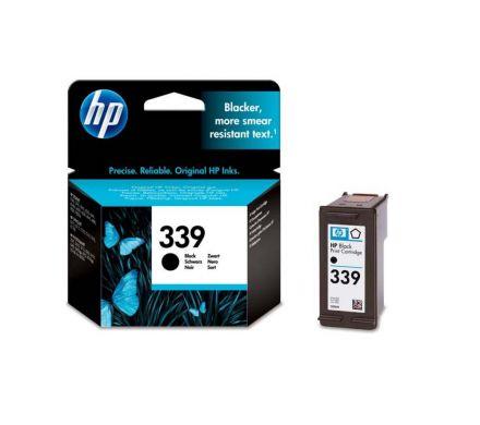 HP C8767EE оригинална мастилена касета (черна)