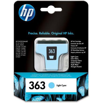 HP C8774EE оригинална мастилена касета (светъл циан)
