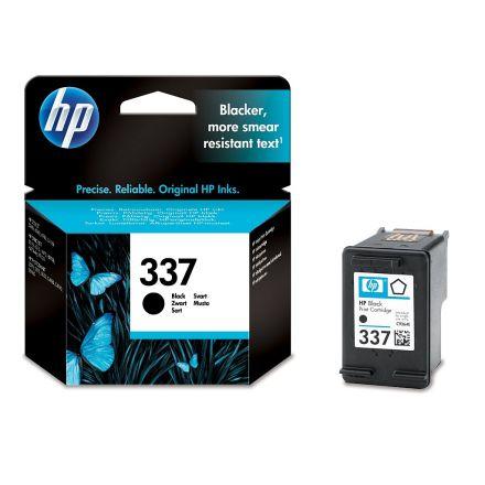 HP C9364E(HP337) оригинална мастилена касета (черна)