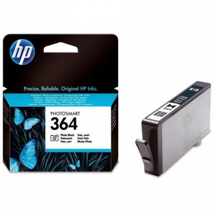 HP CB317EE оригинална мастилена касета (фото черна)