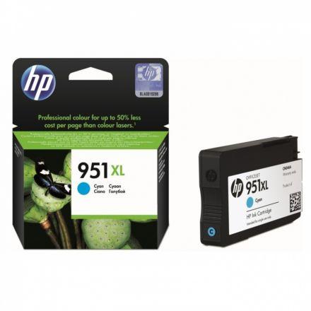 HP CN046AE Оригинална касета мастилена глава (циан)