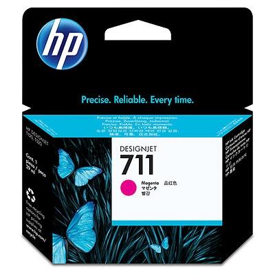 HP CZ131A оригинална мастилена касета (магента)