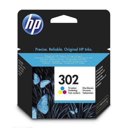 HP F6U65AE оригинална мастилена касета (цветна)