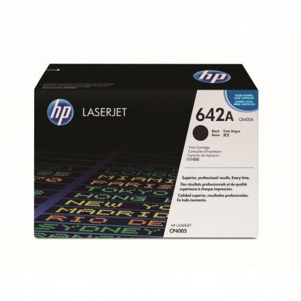 HP CB400A оригинална тонер касета (черна)