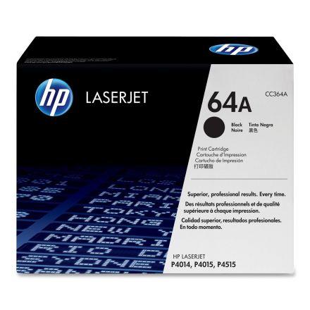 HP CC364A оригинална тонер касета (черна)