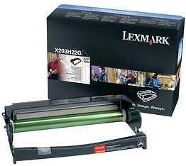 Lexmark 0X203H22G оригинален барабанен модул (черен)