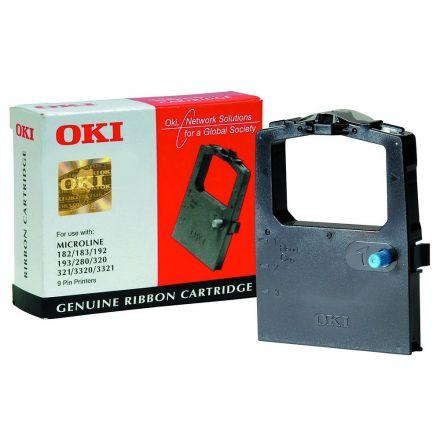 Oki RIB-100/320/09002303 оригинална лента