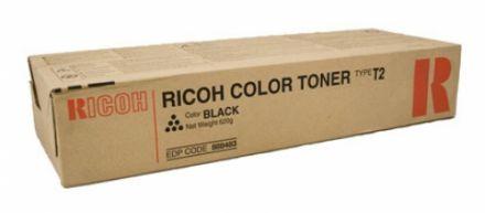 Ricoh Type 2 оригинален тонер кит (черен)