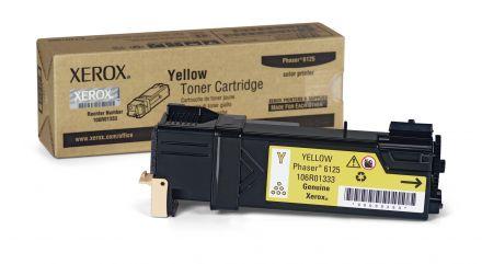 Xerox 106R01337 Оригинална Тонер касета (жълт)