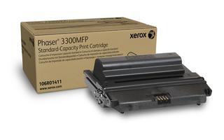 Xerox 106R01411 Оригинална Тонер касета (черна)