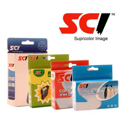 CLI-521 Съвместима мастилена касета (СИВ) с чип