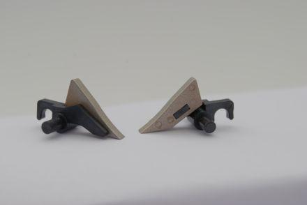 Палец за горна изпичаща ролка за Minolta Di152-comp (4021-5720-02)