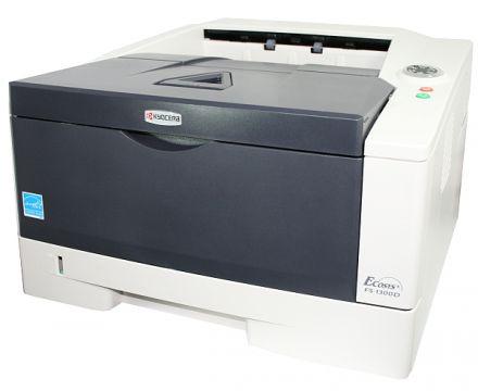 Втора употреба Kyocera FS 1300D лазерен принтер