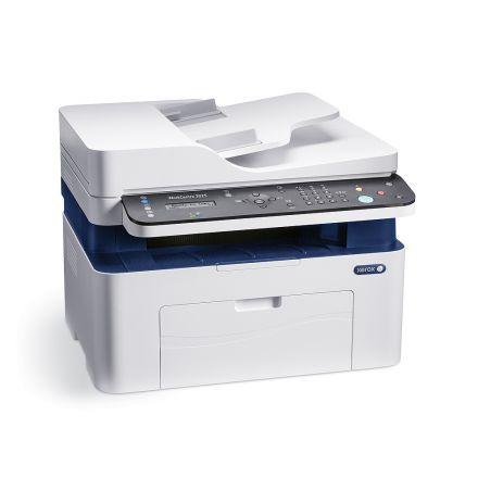 Xerox WC 3025N (with ADF), лазерно мултифункционално устройство