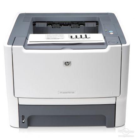 Втора употреба HP LaserJet P2015DN монохромен лазерен принтер с мрежа