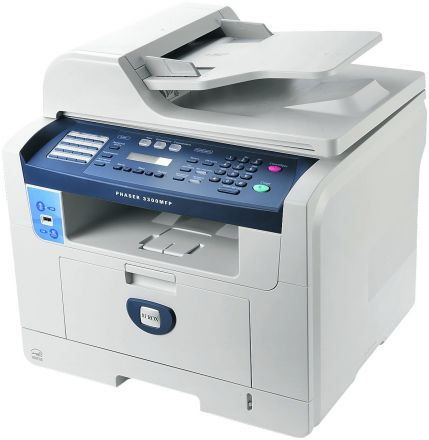 Втора употреба Xerox Phaser 3300 MFP лазерeно мултифункционално устройство