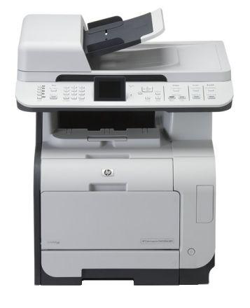 Втора употреба HP Color LaserJet CM2320nf лазерно многофункционално устройство