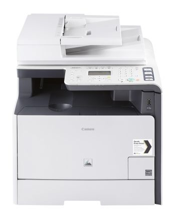 Втора употреба Canon i-SENSYS MF8380CDW лазерно многофункционално устройство