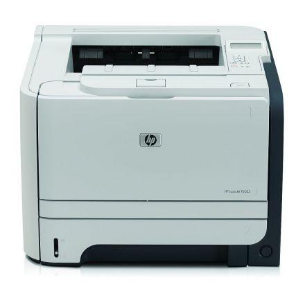 Втора употреба HP LaserJet 2055DN монохромен лазерен принтер с мрежа и дуплекс