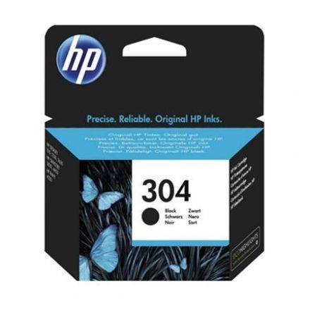 HP N9K06AE оригинална мастилена касета (черна)