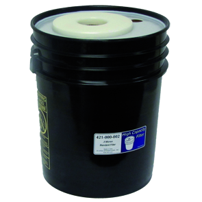 Филтър  за прахосмукачка за тонер, HCTV5, DC Select, 5 галона (61060)