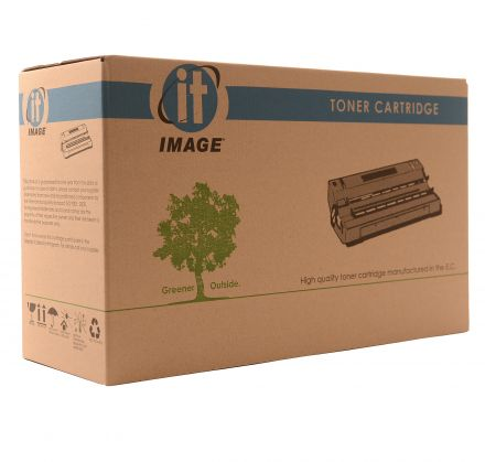CB436A Съвместима репроизведена IT Image тонер касета