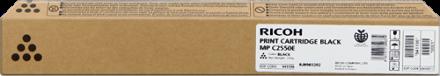 Ricoh MPC2550EK Оригинална тонер касета (черен)