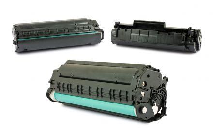 CF283A Съвместима тонер касета
