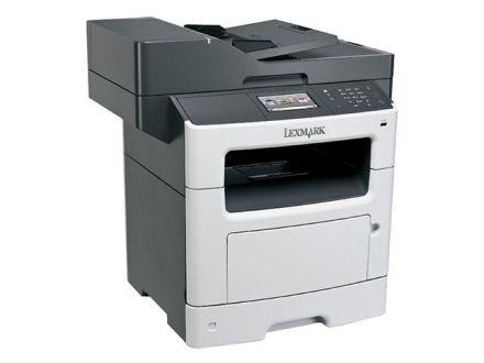 Втора употреба Lexmark MX511de монохромно лазерно МФУ (сервизиран)