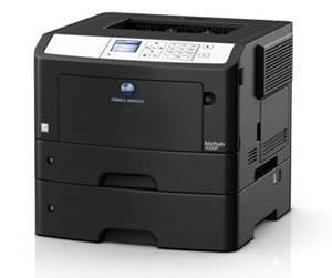 Втора употреба Minolta Bizhub 4000P - Лазерен принтер (сервизиран), А4, монохромен
