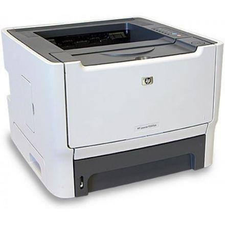 Втора употреба HP LaserJet P2015N монохромен лазерен принтер с мрежа (сервизиран)